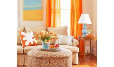 Sunset Inspired Color Palette - Kate Smith
