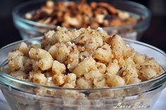 Macaroane cu nuca de post | Retete culinare cu Laura Sava