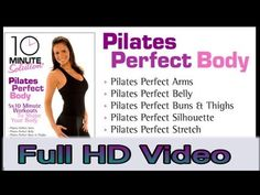 10 Minute Solution Rapid Results Pilates, Lara Hudson - YouTube this has been the best so far for me!