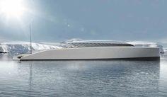 Pastrovich announce 90m superyacht concept, X-Kid Stuff | SuperYacht Times