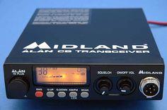 Midland 78 Plus MULTI CB Radio From The CB Shack