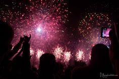 Le feu d'artifice du Hellfest 2015 était complètement fou !