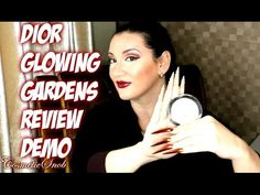 DIOR GLOWING GARDENS NO 1 HIGHLIGHTER DEMO REVIEW | COSMETICSNOB
