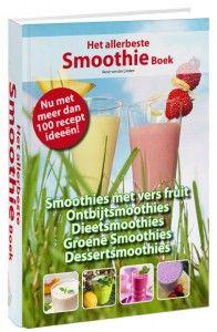 Lekker smoothie-recepten: http://www.paypro.nl/producten/Het_Allerbeste_Smoothie_Receptenboek/8712/21328