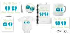baby shower ideas for twins-