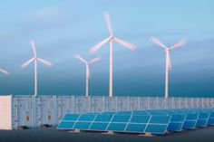 Energieopslag: een i