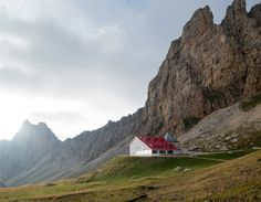 Rifugio Alpe di Tires. Senoner Tammerle