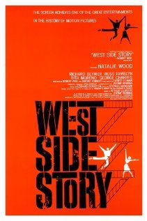 """Vertigo"" Movie Poster designed by Saul Bass. Opening credits for ""Vertigo"" Movie animated by Saul Bass. Saul Bass' poster for The Cardinal. Saul Bass, West Side Story Movie, West Side Story 1961, Rita Moreno, Cinema Tv, Films Cinema, Natalie Wood, Posters Vintage, Vintage Movies"