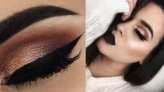 makeup, beauty, and make up image Neutral Eye Makeup, Neutral Eyes, Simple Eye Makeup, Blue Eye Makeup, Eye Makeup Tips, Fall Makeup, Makeup For Brown Eyes, Beauty Makeup, Beauty Tips