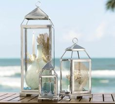 Beachy/Summer decor