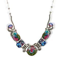 Ayala Bar Hyacinth Necklace, Fall-Winter 2013 The Radiance Collection N0443  Price : $178.00 http://www.artazia.com/Hyacinth-Necklace-Fall-Winter-The-Collection/dp/B00EDLVBSC