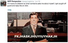#InfpProblems:This quirky hashtag on Twitter describes the daily struggles of people with the INFP personality type.