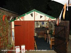 The Forge and Flagon is an entrant for Shed of the year 2012 @unclewilco
