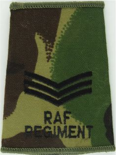 Uniform Rank Badges for sale from Ian Kelly Militaria - www.KellyBadges.co.uk