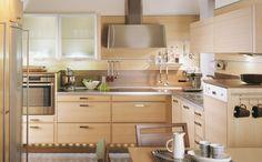 Laadun leimaa ja upeita yksityiskohtia   Puustelli keittiö