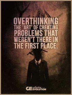 Overthinking - it's my superpower!