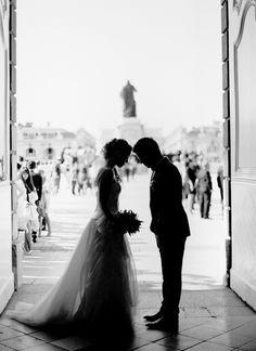 Les 5 photos de mariage préférées d'Axelle Melle Bride