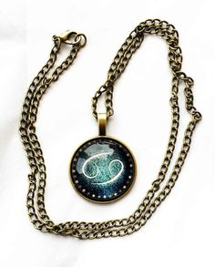 Zodiac Stars Constellation Necklace - Avail. in All 12 Signs - Pin this for later!