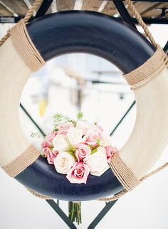 Nautical Newport Beach Wedding - Inspired By This