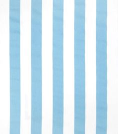 Home Decor Print Fabric-Finnigan Oceana Stripes