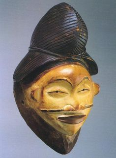 Punu mask - RAND AFRICAN ART