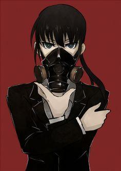 Psycho Pass - Kunizuka Yayoi