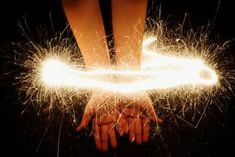 magical light hands photographie and art.