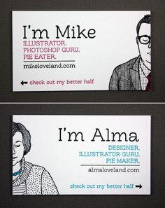 Mike Loveland / Alma Loveland mikeloveland.com / almaloveland.com {Very clever} by Lautall