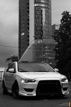 #Mitsubishi #Evo X