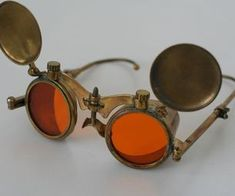 How to: Steampunk spectacles