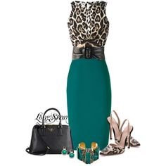 A fashion look from March 2014 featuring Roberto Cavalli tops, Giambattista Valli pumps y Prada handbags. Browse and shop related looks.