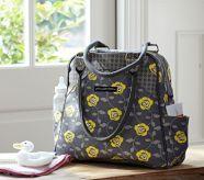 Diaper Bag - Petunia Pickle Bottom Misted Marigolds Sashay Satchel