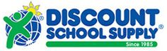 Discount School Supply® My favorite place to by school supplies paper, paints, clay, lots of craft items. Early Education, Special Education, School Supplies For Teachers, Classroom Supplies, Art Supplies, Homeschool Supplies, Classroom Decor, Discount School Supply, Teacher Discounts