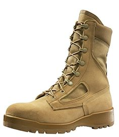 Belleville 300DESST Mens 8in ST EH Tactical Boot Tan 105 W US *** Details can be found by clicking on the image.