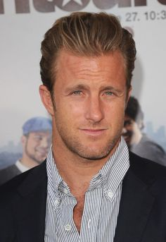 Actor Scott Caan, son of actor James Caan