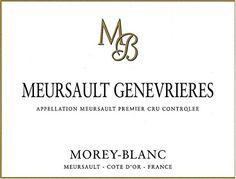 2010 Maison Morey-Blanc: Meursault Premier Cru Genevrieres 750 mL >>> Visit the image link more details.