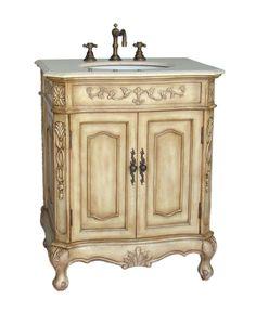 """BA-1905-8MLT  Fairmont  Sink Vanity  Size:26.5x21x33""""H"""