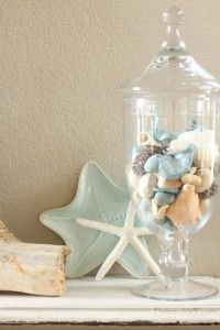 cute idea, i don't really like beach themes so maybe with another theme