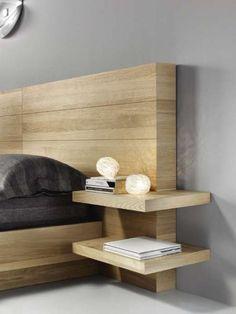testiera letto comodino particolare - headboard nightstand particular |  www.ristrutturainterni.com