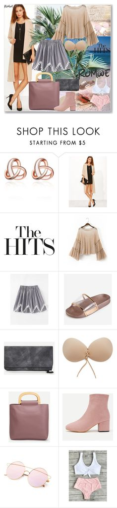"""""""www.romwe.com-XLVII-3"""" by ane-twist ❤ liked on Polyvore featuring romwe, outfits and sumer"""