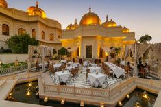 Udaipur has become popular for destination wedding in recent years. In Udaipur, destination wedding cost varies from Rs. 30 lakhs to Rs. Find out cost of wedding in Udaipur for top venues Destination Wedding Cost, Destination Voyage, Wedding Venues, Wedding Services, Wedding Mandap, Wedding Places, Wedding Stuff, Best Resorts, Hotels And Resorts
