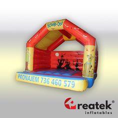 Custom made production of inflatable castles, moonwalks and bouncy castles designed for rental companies Bouncy House, Bouncy Castle, Inflatable Slide, Castles, Digital Prints, Frame, Design, Fingerprints, Picture Frame