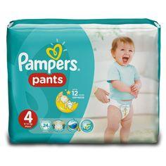 W Klubie Ekspertek możesz przetestować i ocenić Pampers Pants (pinterest)