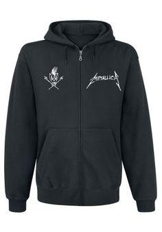 New Scary - Vest met capuchon van Metallica