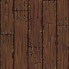 Some more hand painted textures, oh my. Texture Mapping, 3d Texture, Tiles Texture, Texture Design, Wood Patterns, Textures Patterns, Zbrush, Game Textures, Digital Texture