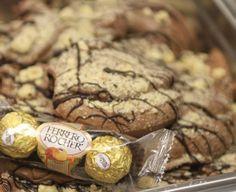 Ferrero Rocher Gelato | Mia Chef Gelateria Gelato Making Classes -- Yes please!