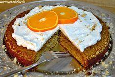 Bezlepkový mrkvový koláč bez múky