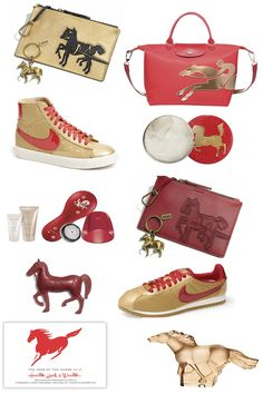 10 Products Celebrating the Year of the Horse.