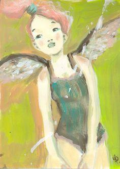 angel, poldita