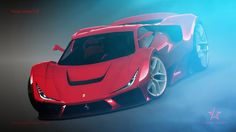 My new Ferrari Areej 538 concept design. Hope you like. Keep updated on my facebook.com/ThebianConcepts page. Softwares used: 3ds Max + VRAY Photoshop CS5 www.facebook.com/ThebianConcep…